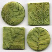 Leafy Magnet Set