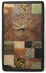 Tiled Clock # 31